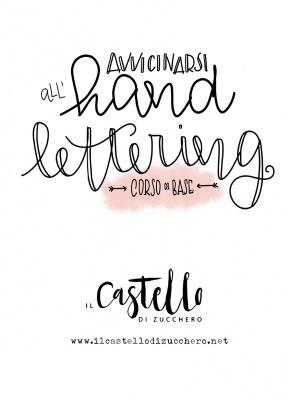 Avvicinarsi all'Handlettering - nuova dispensa di calligrafia moderna