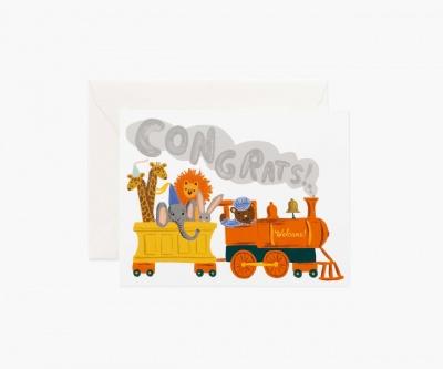 Biglietto Little engine congrats