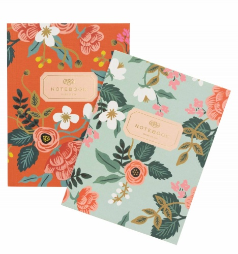 Set Notebooks Floreali